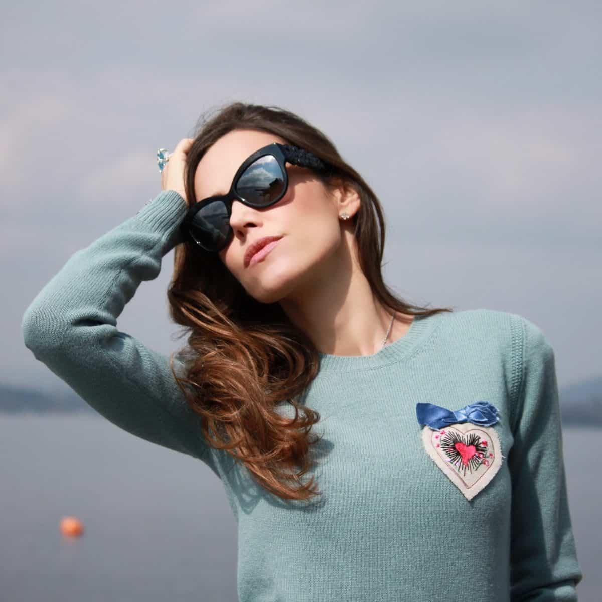 تشخیص عینک فندی اصل و تقلبی